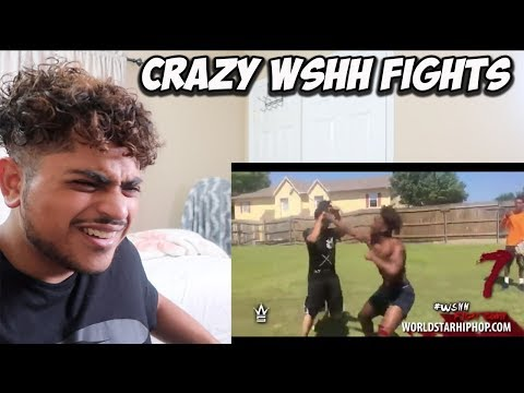 THEY WERE PUTTING PEOPLE TO SLEEP! WSHH Best Fight Compilations (Reaction)