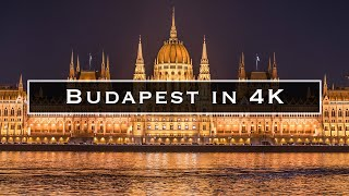 """Budapest in 4K(All video footage is owned by Around The World 4K and it can be licensed from http://provideofactory.com Create your own version of """"Budapest in 4K"""" video ..., 2015-04-29T05:07:47.000Z)"""