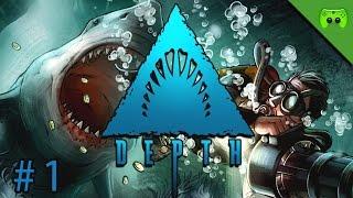 DEPTH # 1 - Gold, Blut und Zähne «» Let
