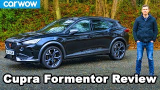 Cupra Formentor 2021 review - a Golf R in disguise?