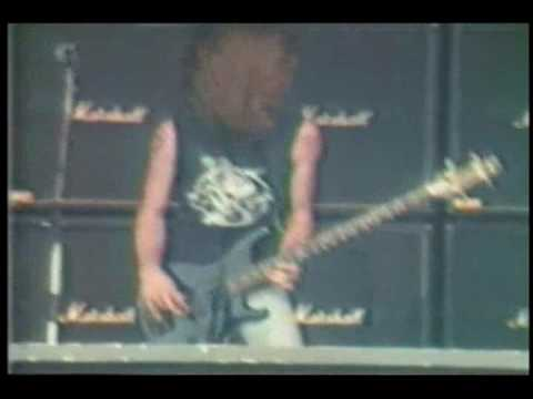 Cliff Burton - Bass Solo - Anesthesia (Pulling Teeth)
