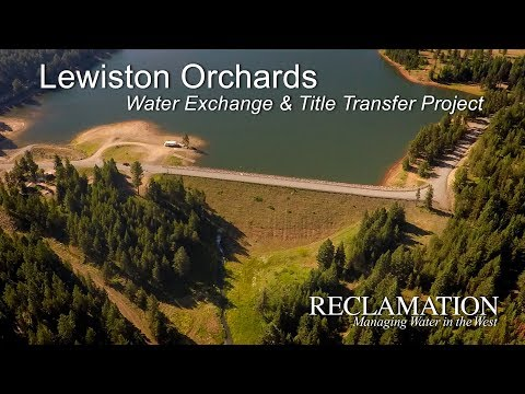 Lewiston Orchards Water Exchange & Title Transfer Project