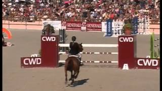 Pyrite du Loir Open poney AS excellence 2011