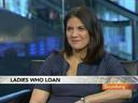 Women's World Bank's Iskenderian Discusses Microfinance: Video