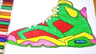 Good Glitter Sneakers and Shoes Coloring Book Alternatives