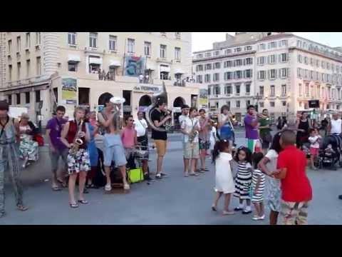 Student band Marseille