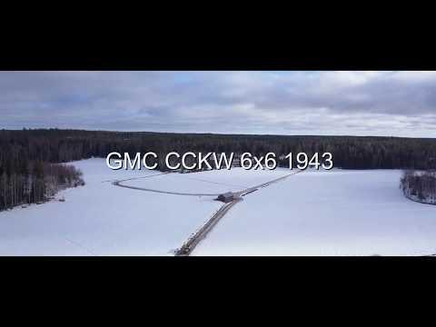 GMC CCKW 6x6 1943