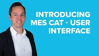 Introducing Mes Cat By T.con – User Interface