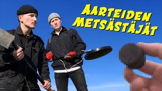 AARTEIDEN METSÄSTÄJÄT 3