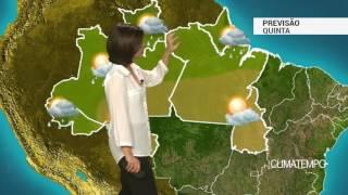 Previsão Norte – Rio Branco volta a ter chuva