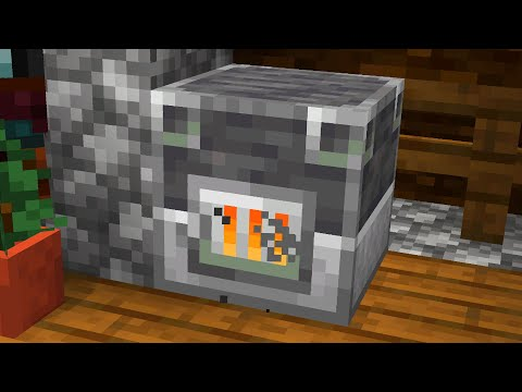 Everything About the Blast Furnace in Minecraft