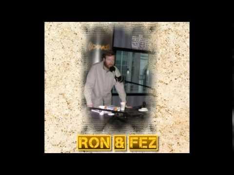 Ron & Fez - Earl likes Yoko Ono / Dave in studio pre-employment