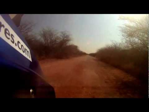 Timelapse Through Africa - 10000 kms