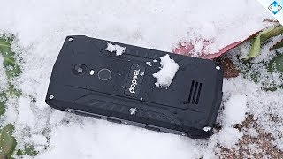 Poptel P8 Review - Cheap Rugged Phone with Some Flaws