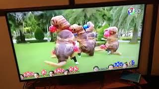 Dino Fighter Funny Thai TV Show