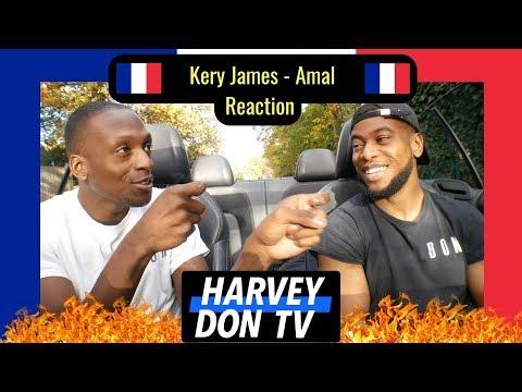 Kery James - Amal Reaction HarveyDon TV Raymanbeats #reaction