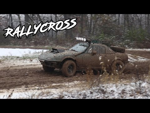 First Rallycross Event in the Rally Miata!
