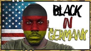 Being Black in Germany as an African American
