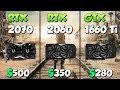 RTX 2070 vs RTX 2060 vs GTX 1660 Ti. The Best budget 1440p gaming?