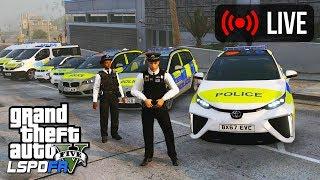 GTA 5 UK POLICE MOD LIVESTREAM!! | LSPDFR: THE BRITISH WAY #152 (GTA 5 PC POLICE MOD)