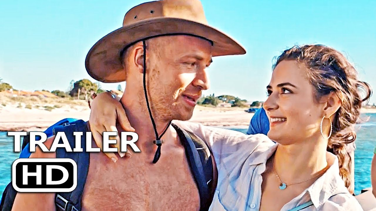 THE NAKED WANDERER Official Trailer (2019) John Cleese Comedy Movie