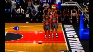 N64: NBA Hang Time