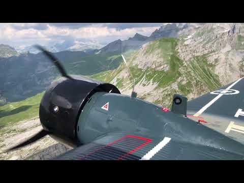 Ju 52 - Ju Air HB-HOT