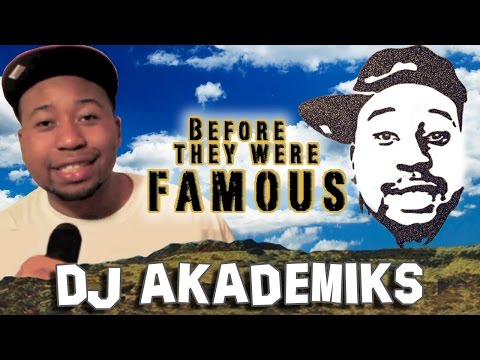 DJ AKADEMIKS – Before They Were Famous