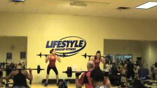 Body Pump - Lifestyle Family Fitness