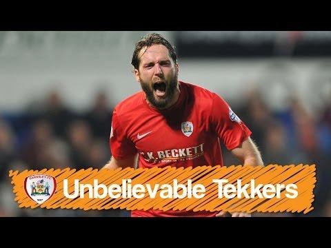 Jim O'Brien (Barnsley) goal v Ipswich Town   Tekkers