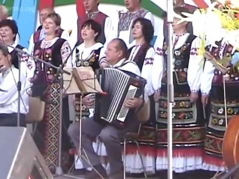 "Annual ""Lemko Vatra"" in Zdynia, Poland (2004a)"