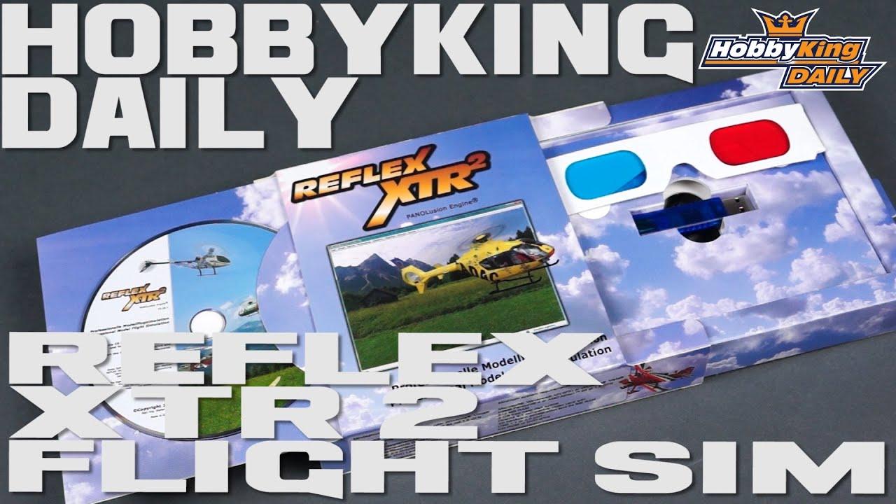 reflex xtr2 download
