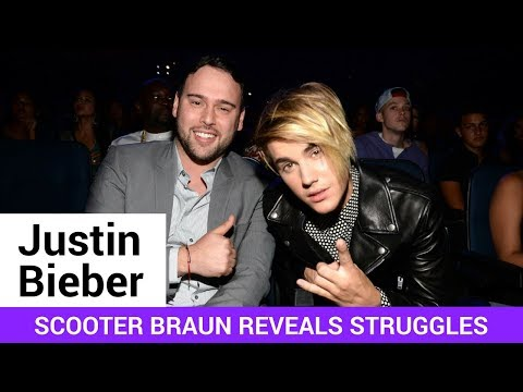 Scooter Braun Reveals Truth About Justin Bieber's Breakdown