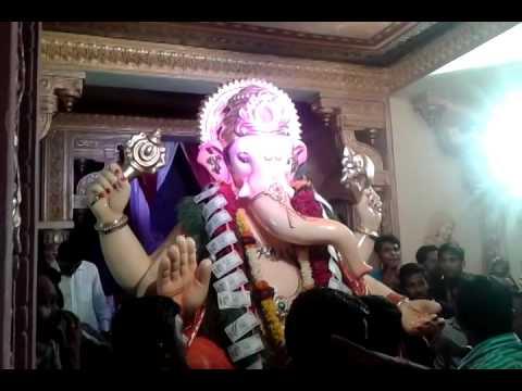 Ganeshnagarcharaja visarjan 2014 part 2