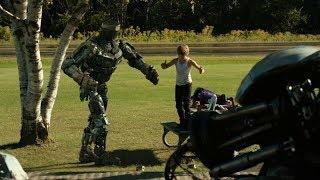 Живая сталь(2011): Макс и Атом танцуют