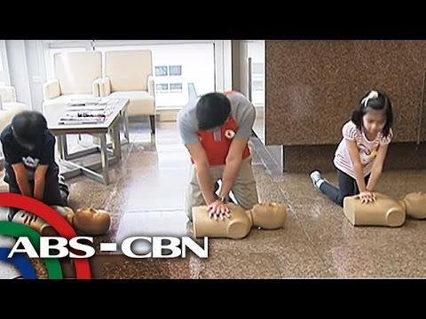 TV Patrol: Paano magbigay ng CPR, panoorin