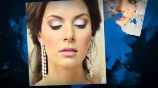 Свадебный макияж для карих глаз(, 2014-07-22T17:50:31.000Z)