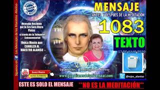 1083 MENSAJE DE TEXTO