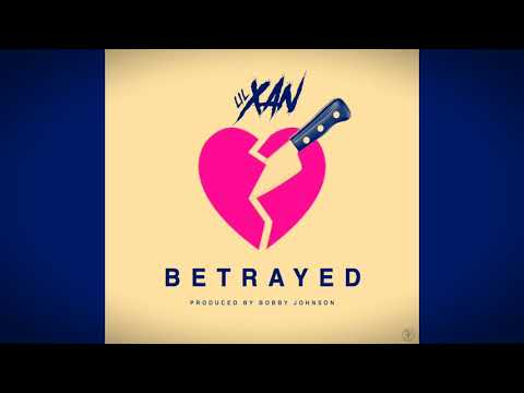 Lil Xan - Betrayed (Bass Boosted)