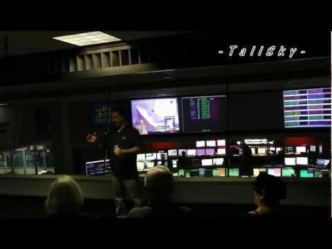 NASA Jet Propulsion Laboratory (JPL) Deep Space Network Command Center