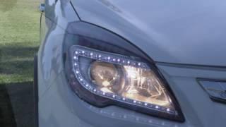 Lifan X50 Test Drive