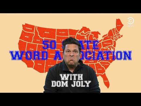 50 State Word Association With Dom Joly