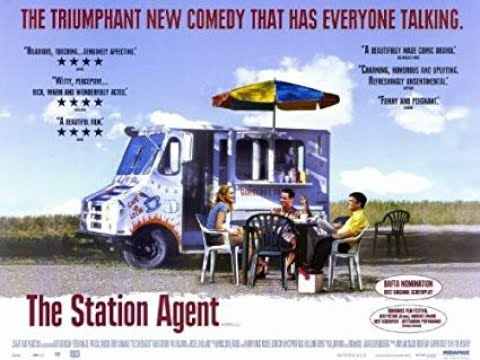 Film Music Central Reviews The Station Agent (2003)