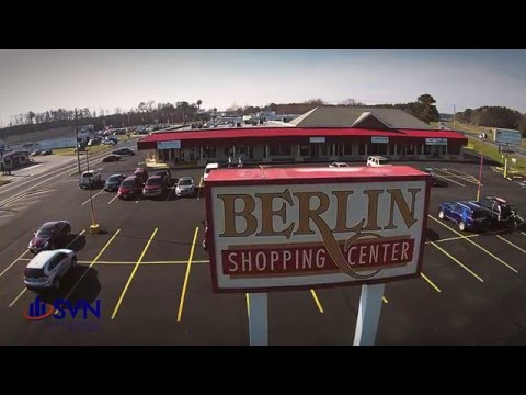 Berlin Shopping Center Available for Lease - Berlin, MD