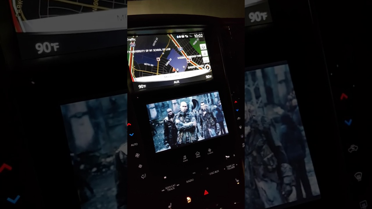Video on Q50 Android Module