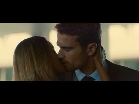 How It Ends  Will and Samantha Kiss  Theo James and Kat Graham