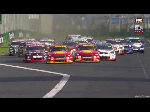 2017 Supercars - Albert Park - Race 2