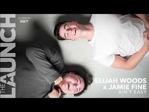 Aint Easy - Elijah Woods x Jamie Fine(Official Song) - CTV Launch Winners
