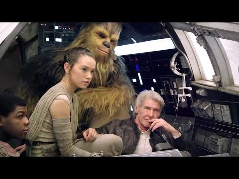 Star Wars: The Force Awakens - Daisy Ridley Interview - D23 2015 ...