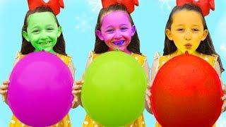 Öykü's Magic Balloons